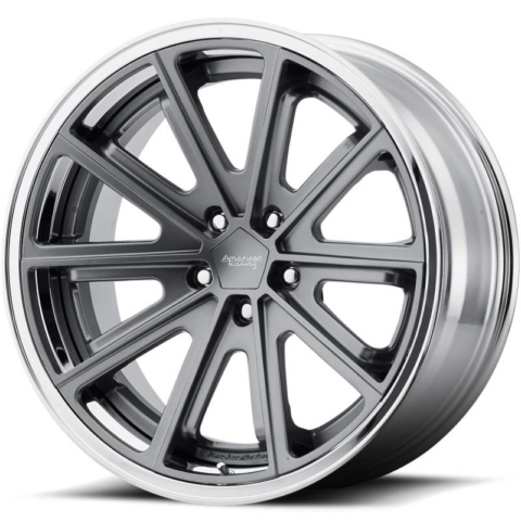 American Racing VN901 427 X Anthracite Wheels