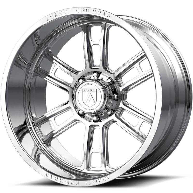 Asanti Off-Road AB109 Chrome