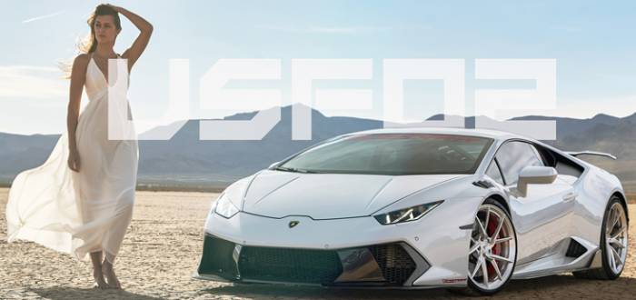 Ferrada USF02 Monoblock Wheels for Twin Turbo Lamborghini Huracan