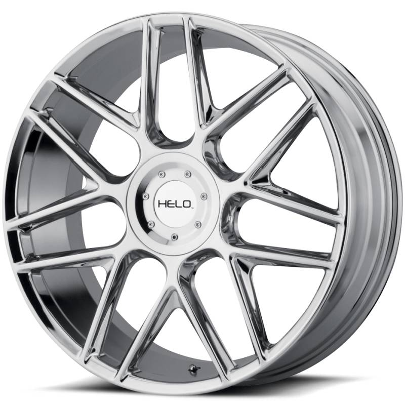 Helo HE912 Chrome Wheels