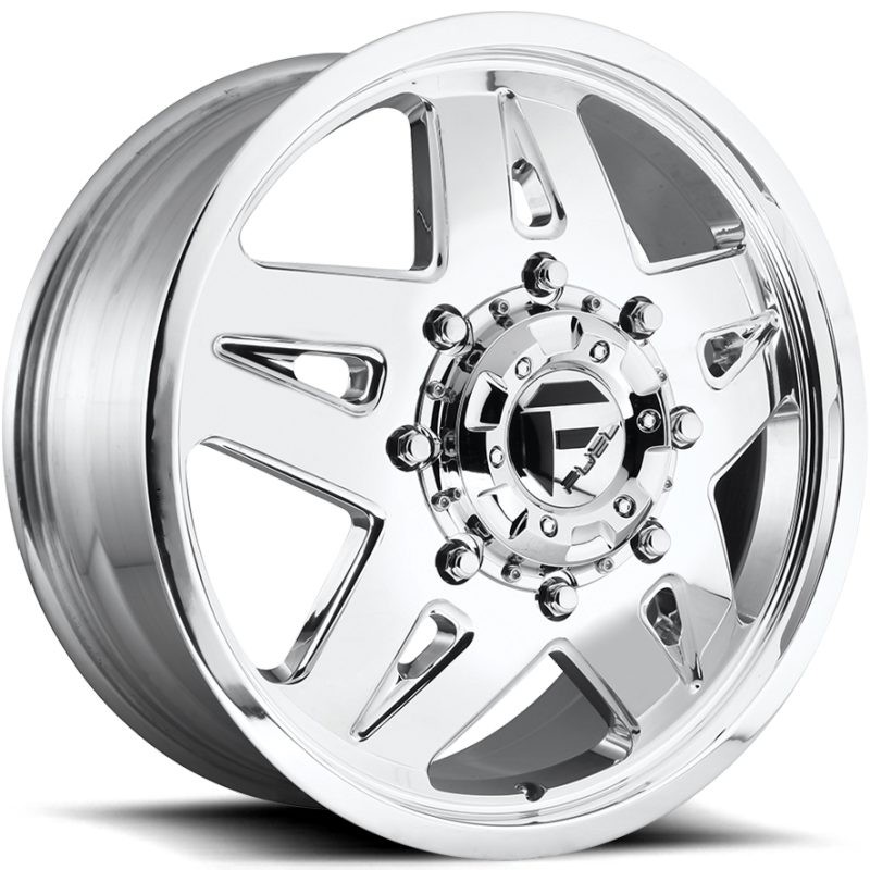 Fuel FF21D Polished Front Dually Wheel