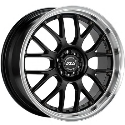 ASA AR1 Black Wheels