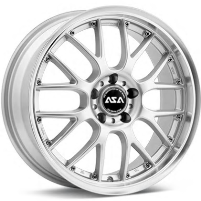 ASA AR1 Silver Wheels