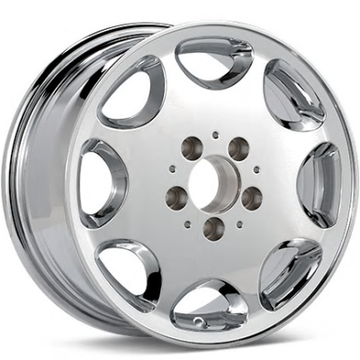 ASA Type 8 Chrome Wheels