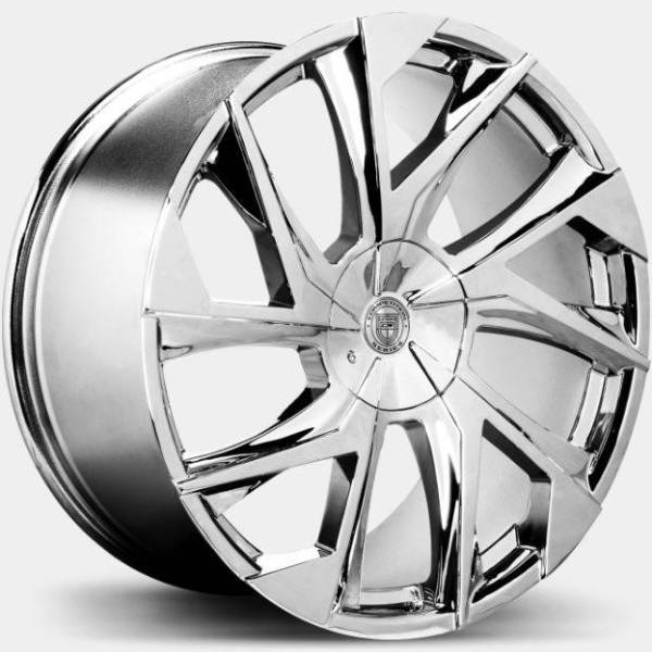 Lexani Ghost Chrome Wheels