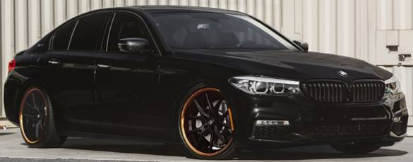 Lexani R-Twelve Wheels for BMW