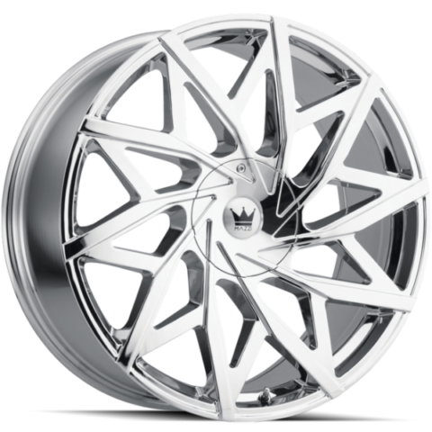 Mazzi Style 372 Big Easy Chrome Wheels