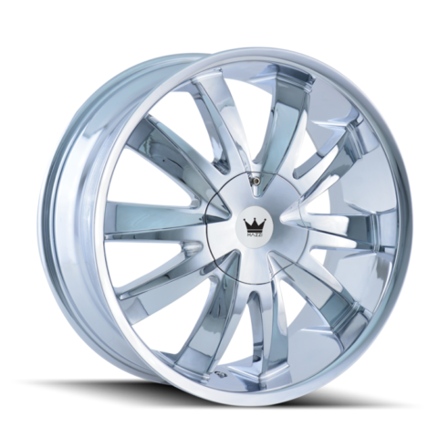 Mazzi 337 Edge Chrome Wheels