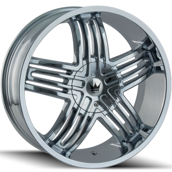 Mazzi Entice 368 Chrome Wheels