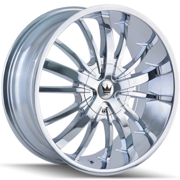 Mazzi Essence 364 Chrome Wheels