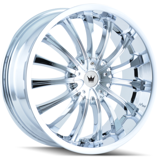 Mazzi Hype 351 Chrome Wheels