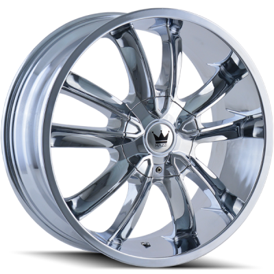 Mazzi 366 Obsession Chrome Wheels