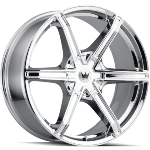 Mazzi Stilts 371 Chrome Wheels