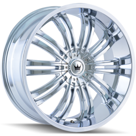Mazzi Swank 363 Chrome Wheels