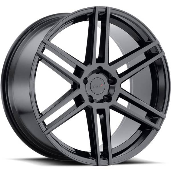 TSW Autograph Gloss Black Wheels