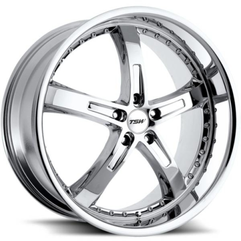 TSW Jarama Chrome Wheels