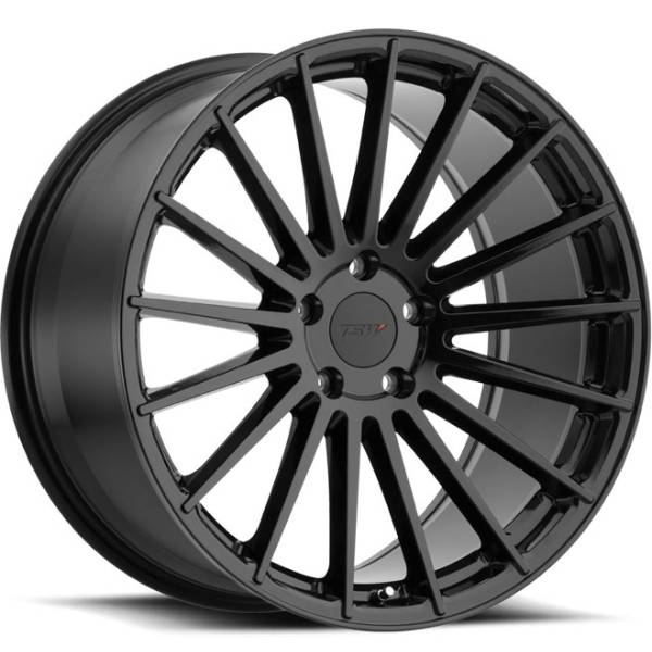 TSW Luco Gloss Black Wheels
