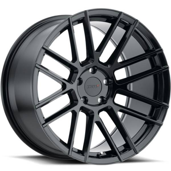 TSW Mosport Gloss Black Wheels