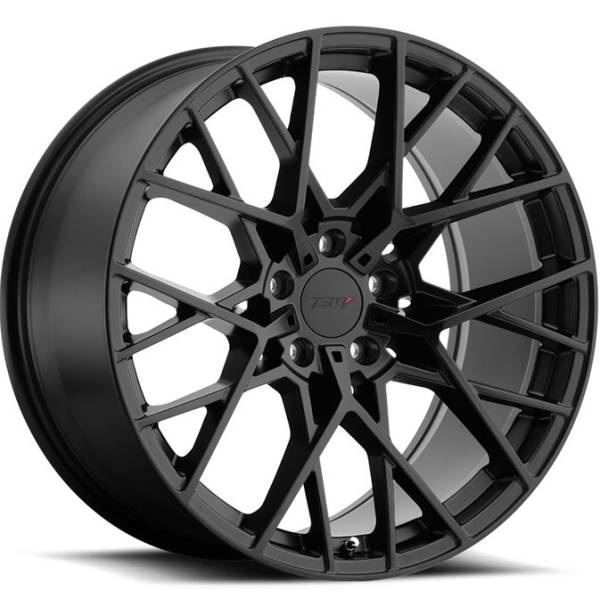 TSW Sebring Matte Black Wheels