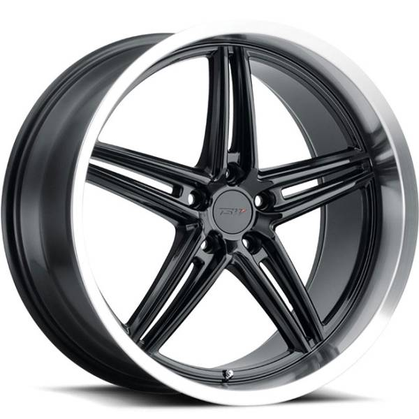 TSW Variante Gloss Black Wheels