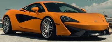 McLaren 570S on Velos VLS04 Wheels