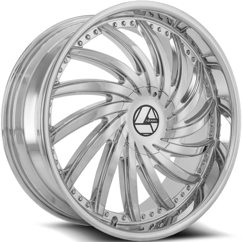 Azara AZA-508 Chrome Wheels
