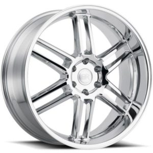 Black Rhino Katavi Chrome Wheels