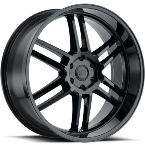 Black Rhino Wheels Katavi Gloss Black