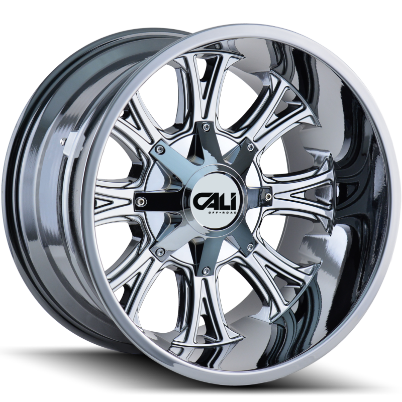Cali Off-Road 9101 Americana Chrome Wheels