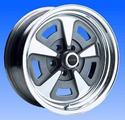 Circle Racing Wheels Series 93 Billet Pontiac Rallye II