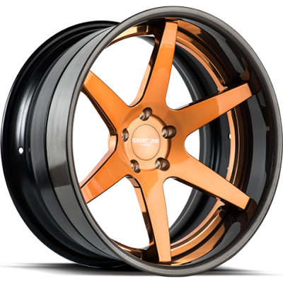 Concept One Wheels CF-006X