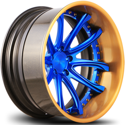Concept One Wheels CF-007