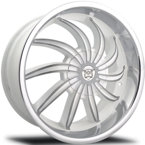 Mystikol 802 White Wheels