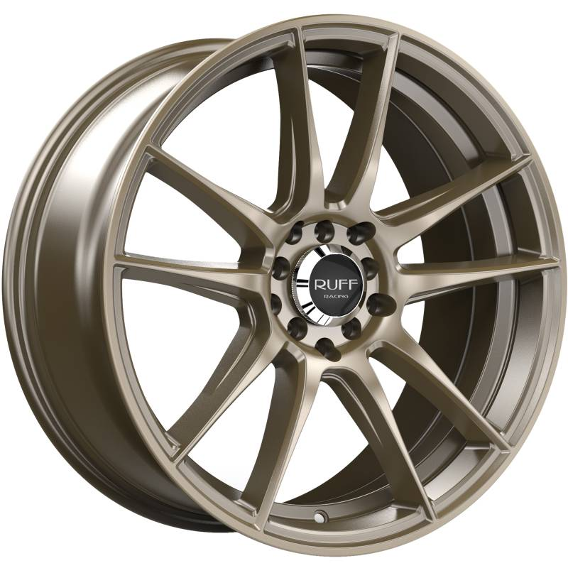 Ruff R364 Bronze Wheels