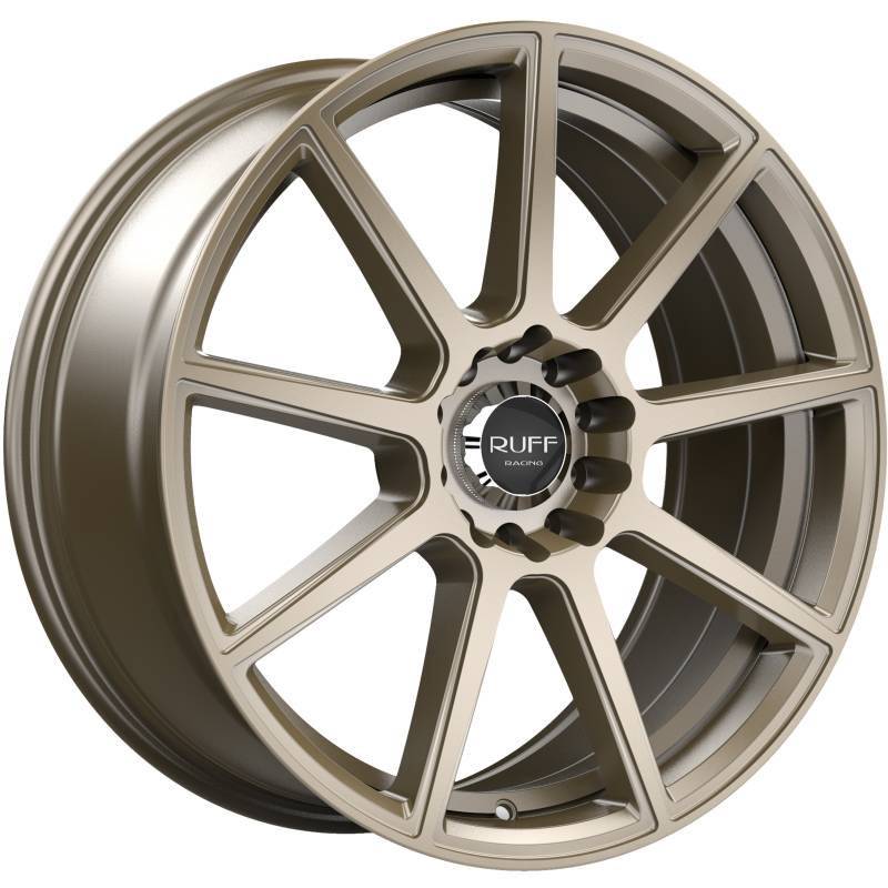 Ruff R366 Bronze Wheels
