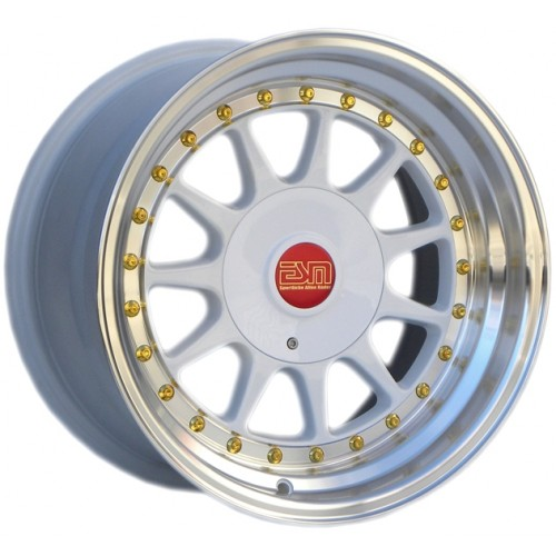 ESM 003R White Wheels