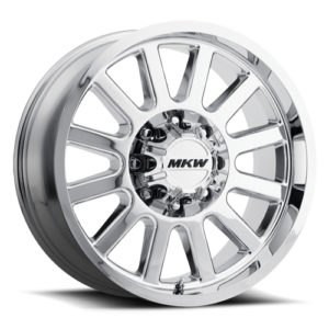 MKW M96 8-Lug Chrome