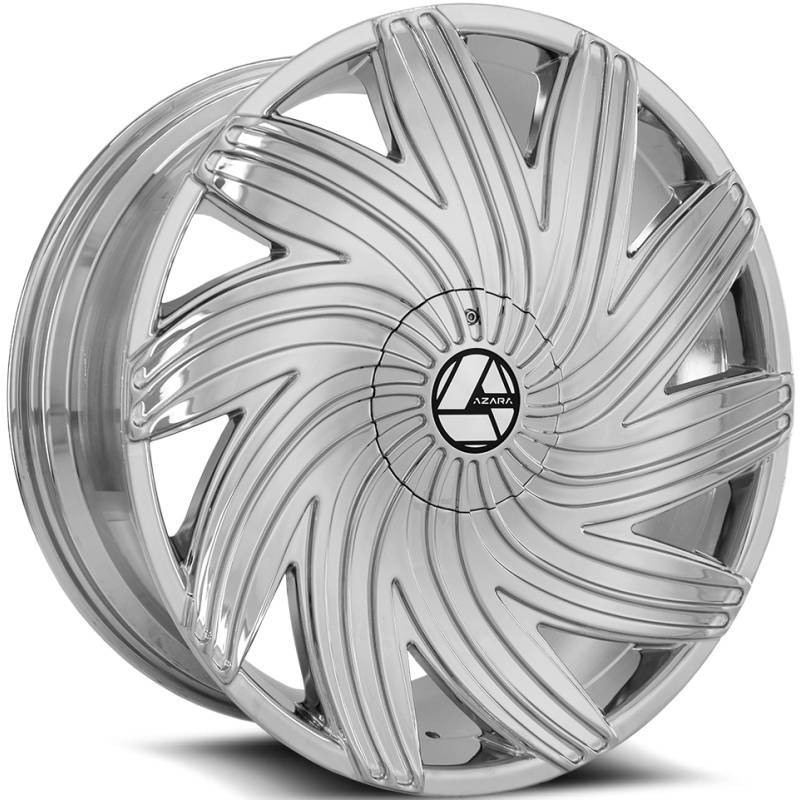 Azara AZA-502 Chrome Wheels