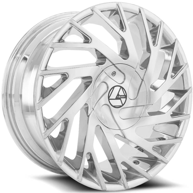 Azara AZA-505 Chrome Wheels