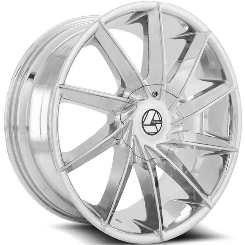 Azara AZA-506 Chrome Wheels
