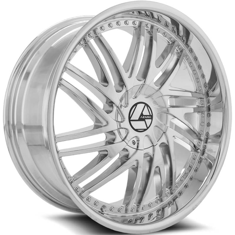 Azara AZA-509 Chrome Wheels