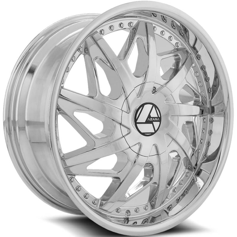 Azara AZA-510 Chrome Wheels