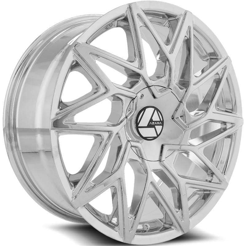 Azara AZA-511 Chrome Wheels