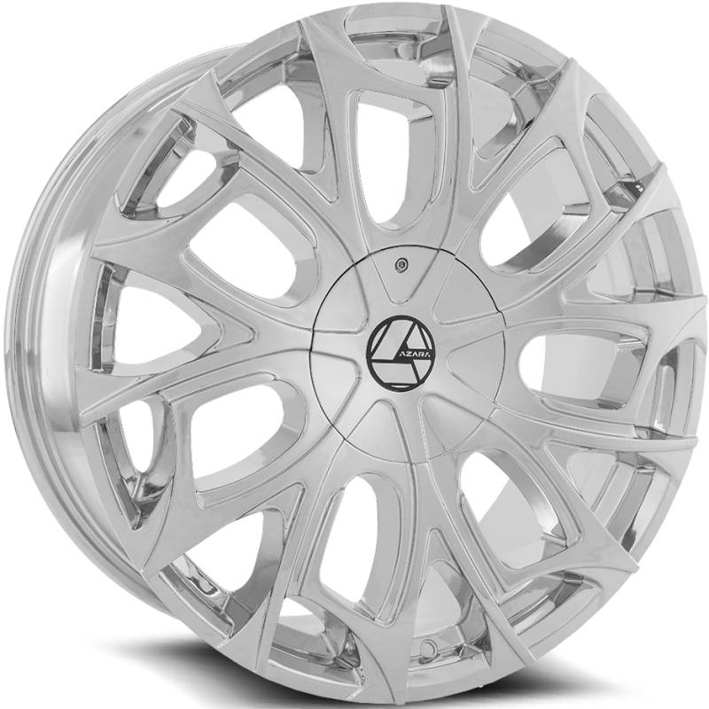 Azara AZA-512 Chrome Wheels