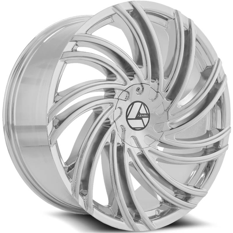 Azara AZA-514 Chrome Wheels