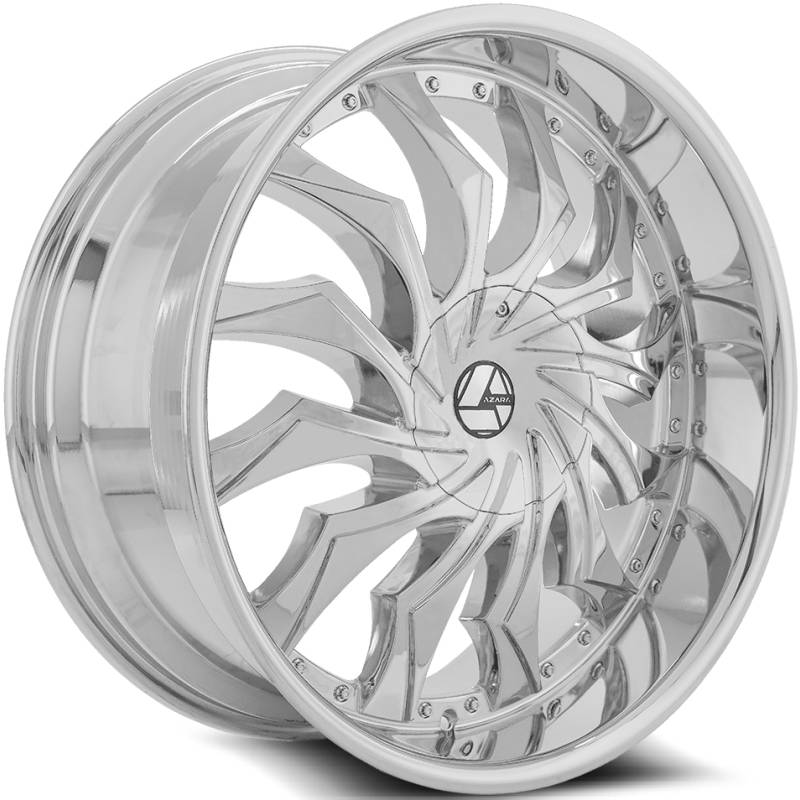 Azara AZA-515 Chrome Wheels