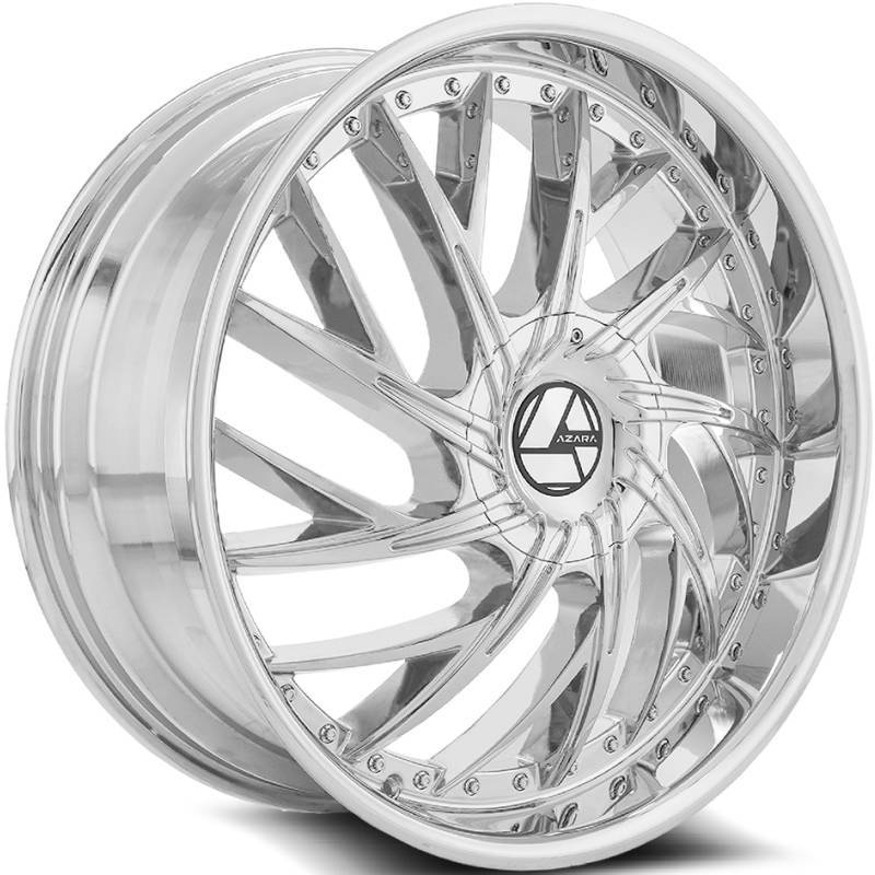 Azara AZA-516 Chrome Wheels