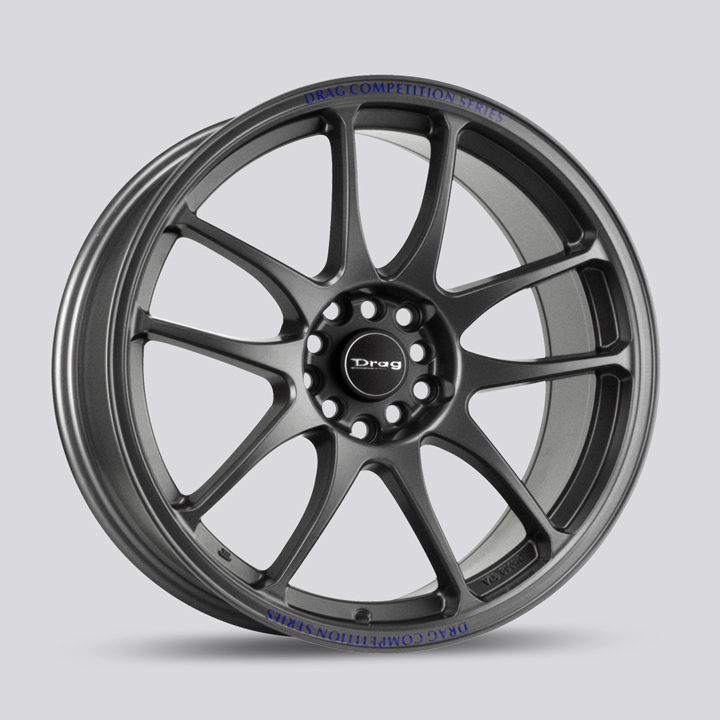 Drag DR31 Charcoal Gray
