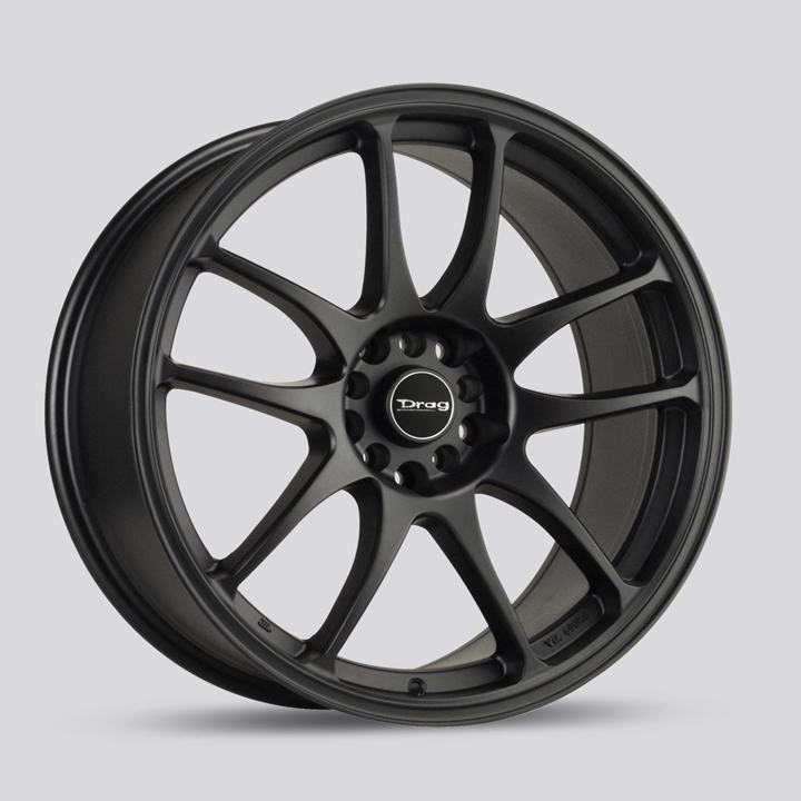Drag DR31 Flat Black