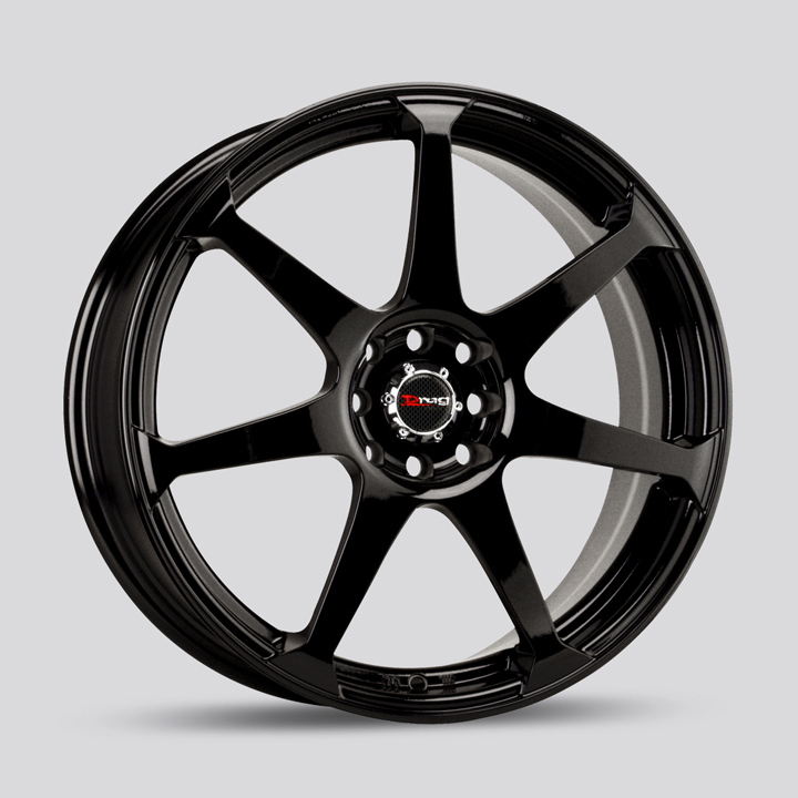 Drag DR33 Gloss Black